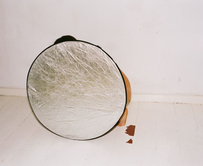 White Room series, 2012, C-type print, 45 x 60 cm, Edition 1/5