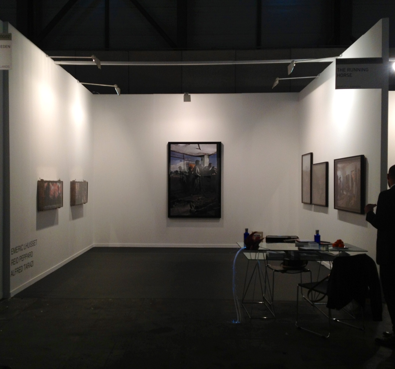 Booth 10G01 ARCOmadrid 2013